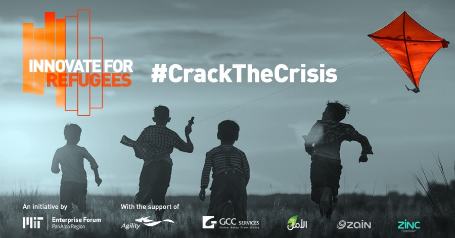 ​'Innovate For Refugees' 2019 finalists #CrackTheCrisis