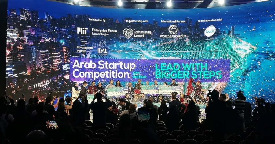 """Dreams are what fuel us"": Arab Startup Competition Winners inspire a generation of innovators"