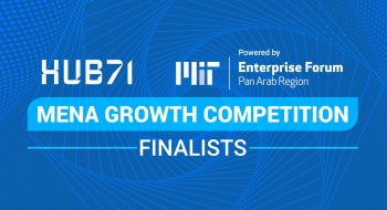 Hub71 MENA Growth Competition finalists
