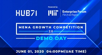 Winners of Hub71 MENA Growth Competition 2.0