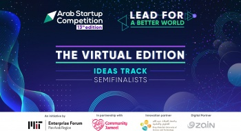 Meet Arab Startup Competition Semifinalists: Ideas Track #ASC2020