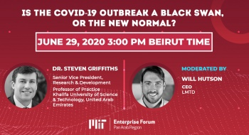 Is the COVID-19 outbreak a black swan, or the new normal?