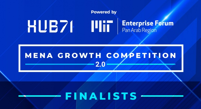 Hub71 MENA Growth Competition 2.0 Finalists